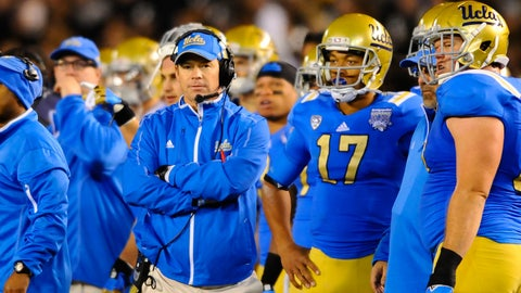 No. 7 UCLA: offensive line