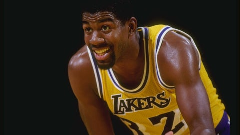 1986-87, Magic Johnson