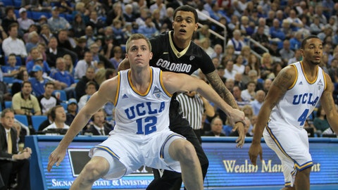 Gallery: Bruins rally to beat Colorado