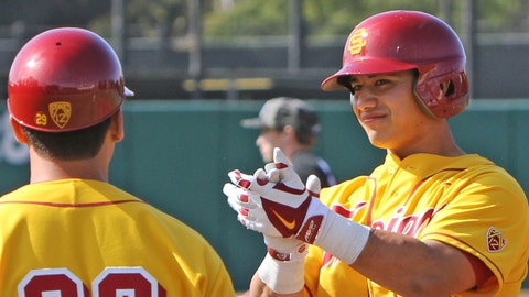Gallery: USC sweeps Northwestern