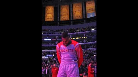 Rockets vs. Lakers 02/19