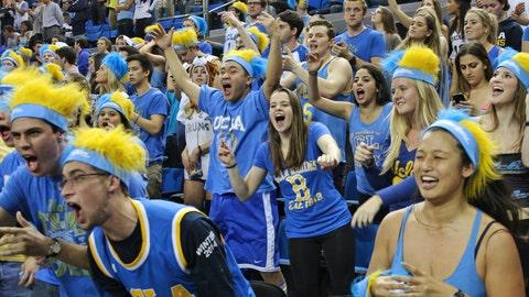 UCLA vs. Oregon 02/27