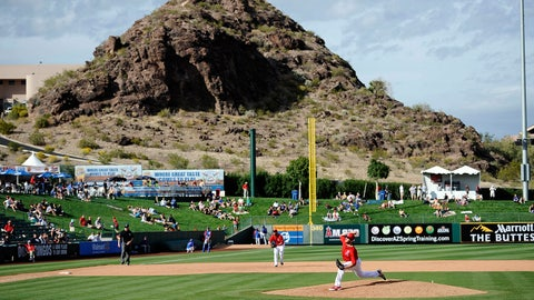 Tickets for spring training go on sale soon and you don't have to stand in line overnight