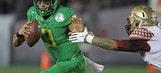 Gallery: Ducks dominate Seminoles at Rose Bowl
