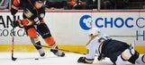 RECAP: Beleskey shoots Ducks past Blues 4-3