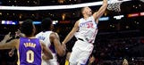 Clippers PF Griffin will start for West in NBA All-Star Game