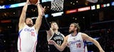 Clippers ride big 1st half to 123-84 blowout win over Nets
