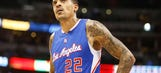 One of Matt Barnes' twin sons has Dad's back, the other likes Steph Curry
