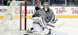 LA Kings goalie Jonathan Quick named NHL's 'First Star' of the week