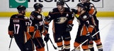 RECAP: Perry, Silfverberg lift Ducks over Red Wings 4-3