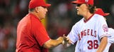Ten years gone: Weaver & Scioscia form MLB's longest current pitcher-manager partnership