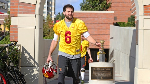 Gallery: USC Trojans spring practice