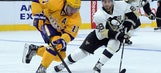 RECAP: Kings fall to Penguins, 1-0 in OT