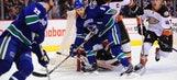 RECAP: Kassian's 3rd-period goal lifts Canucks over Ducks 2-1
