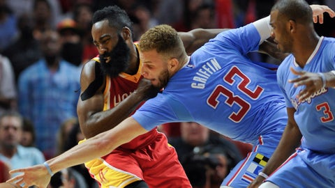 Gallery: Rockets vs. Clippers second-round breakdown