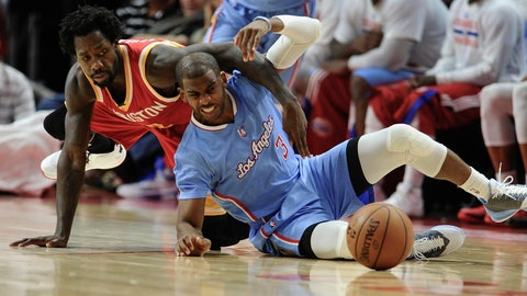 Patrick Beverley, PG, Houston Rockets