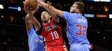 RECAP: Griffin helps Clippers beat Pelicans 107-100