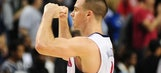 Arizona's McConnell gets Sweet 16 birthday win with second-half surge