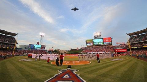 Angels open 2015 season at The Big A
