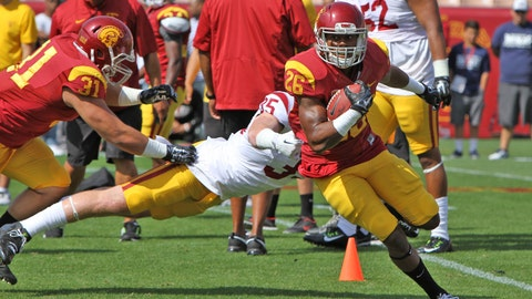 Gallery: USC Football Spring Game 2015