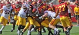 Gallery: USC position battles to watch entering fall camp