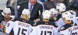 Ducks' coach Boudreau 'antsy' for series vs. Flames