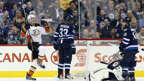 Gallery: Ducks vs. Jets playoff preview