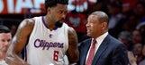 LA Clippers' Jordan prepared if Spurs send him to line again