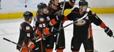 Getzlaf, Perry bail out Ducks in key Game 1 win over Jets