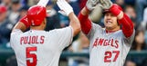 AL All-Star Game voting update: Trout still in second at OF; Pujols remains fifth at 1B