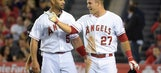 Pujols: 'I have fun watching all 25 guys on this ball club. It's not the Mike Trout show'
