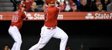 Report: Angels option Cron, recall Green from Triple-A