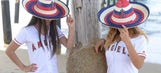 Help the Angels set another world record … with Sombreros
