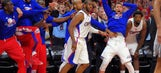Clippers' Paul overcomes injury to hit game-winner against Spurs