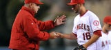 Street blows 2nd straight save as Angels fall to Astros
