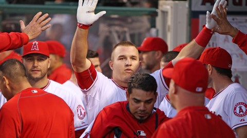 Mike Trout is the man!