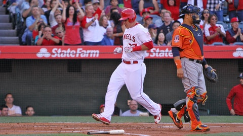 Gallery: Houston Astros vs. Los Angeles Angels