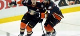Down but not out: Perry overcomes scary hit to lead Ducks into conference finals