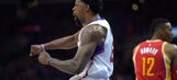 Jordan weathers hack-a-DJ as Clippers one win away from conference finals