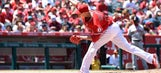 RECAP: Richards takes no-hit bid into 7th, Angels beat Astros 3-1
