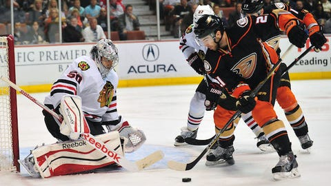 Blackhawks-Ducks breakdown