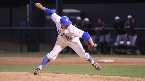 Gallery: UCLA baseball season ends