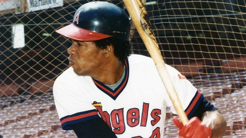 Rod Carew, 3,053 hits