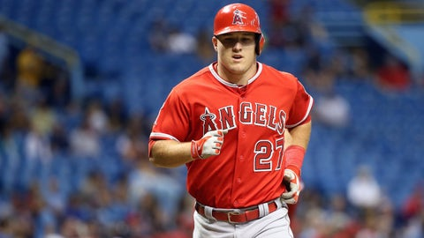 Mike Trout - 'Millville Meteor'
