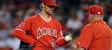 Angels unable to string together wins, back at .500 after loss to Astros