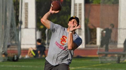 Gallery: USC offseason workouts