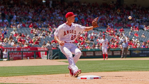 Gallery: Angels win in extras
