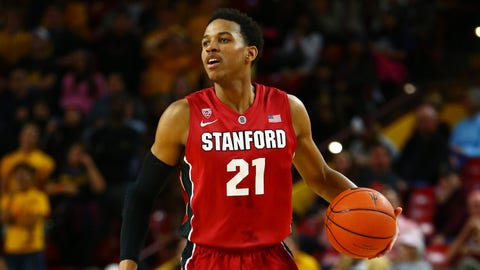 Stanford F Anthony Brown; Lakers (2nd round, 34th overall)