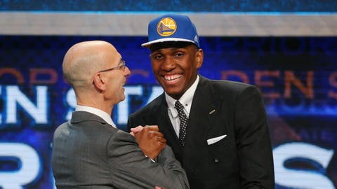 UCLA F Kevon Looney; Warriors (First round, 30th overall)