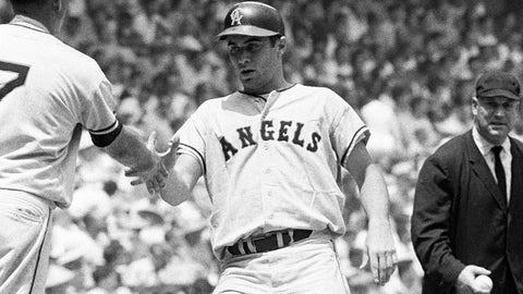 Jim Fregosi: 6 appearances (1964, 1966-70)